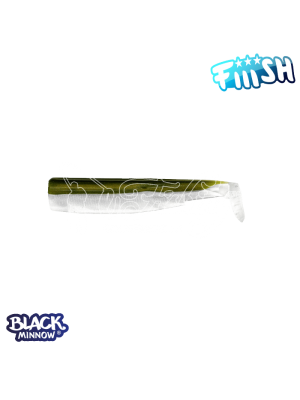 FIIISH BLACK MINNOW NO.6 - BODIES