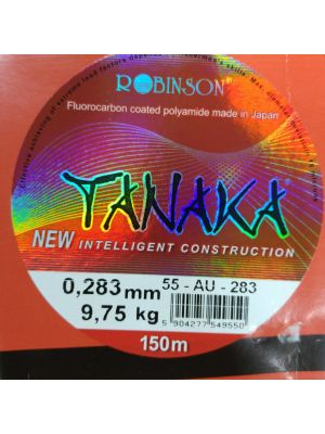 Robinson Tanaka Fluorocarbon Coated 0,283mm 150m