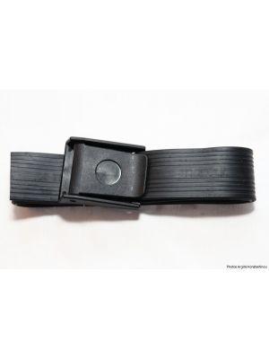 Ελαστική ζώνη κατάδυσης με πλαστική εγγράφα (3mm)