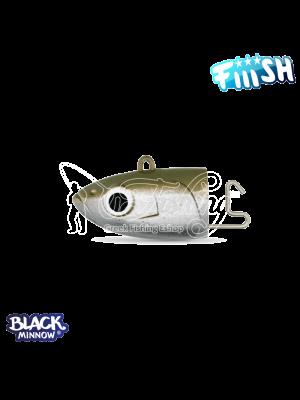 FIIISH BLACK MINNOW NO.5 - JIGHEAD